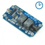 TOSR02-D - 2 Channel USB/Wireless Timer Relay Module