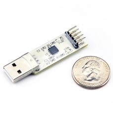 CP2102  USB-TTL module