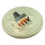 SPDT Slide Switch 2mm