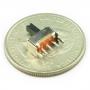 SPDT Slide Switch 2mm