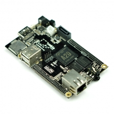 Cubieboard2 - Cubieboard Upgrade Version