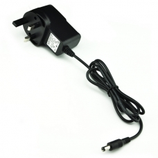 Wall Adapter Power Supply 9VDC 1A - UK Plug