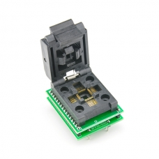 QFP32 TO DIP32 Programmer Adapter