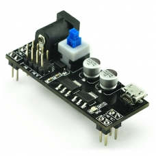 Breadboard Power Supply V2 - 5V/3.3V