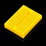 Breadboard Mini Yellow