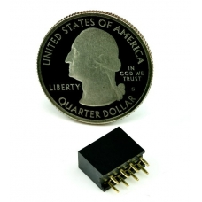 2x4 Pin Female Header