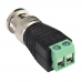 BNC to Screw Terminal Adapter - Male