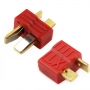 T Plug Deans Connector - M/F Pair