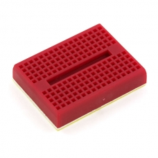 Breadboard Mini Red