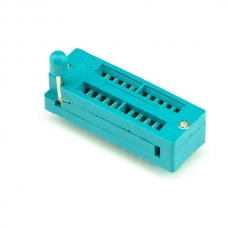 "ZIF Socket 20-Pin 0.3"""