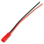 JST AWG20 Soft Silicon Wire - Female