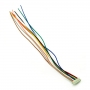 Molex Jumper 9 Wire Assembly -1.25mm
