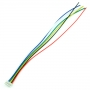 Molex Jumper 6 Wire Assembly -1.25mm