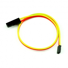 Jumper Wire - 2.0 to 2.54 ,2-pin, 20cm