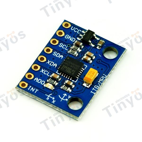 Triple Axis Accelerometer & Gyro - MPU-