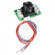 JPEG Color Camera TTL Interface - Infrared