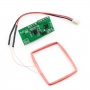 RFID Card Reader Module with Antenna - 125KHz
