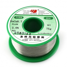 Solder Wire Lead Free - 0.8mm