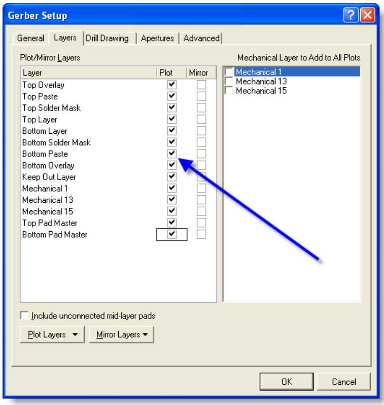 How to export Gerber files from Altium Designer