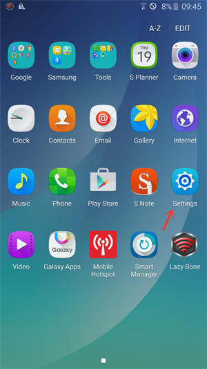 Findout the hidden menu on Samsung smartphones/Tablet