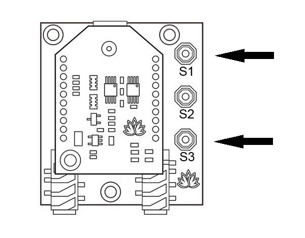 How to pair and set the tws bluetooth audio receiver board wait a little while when you see the master and slave blue led blink intermittently then the two boards have entered the tws mode asfbconference2016 Image collections